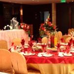 Le rouge est couleur de festivité en Chine !