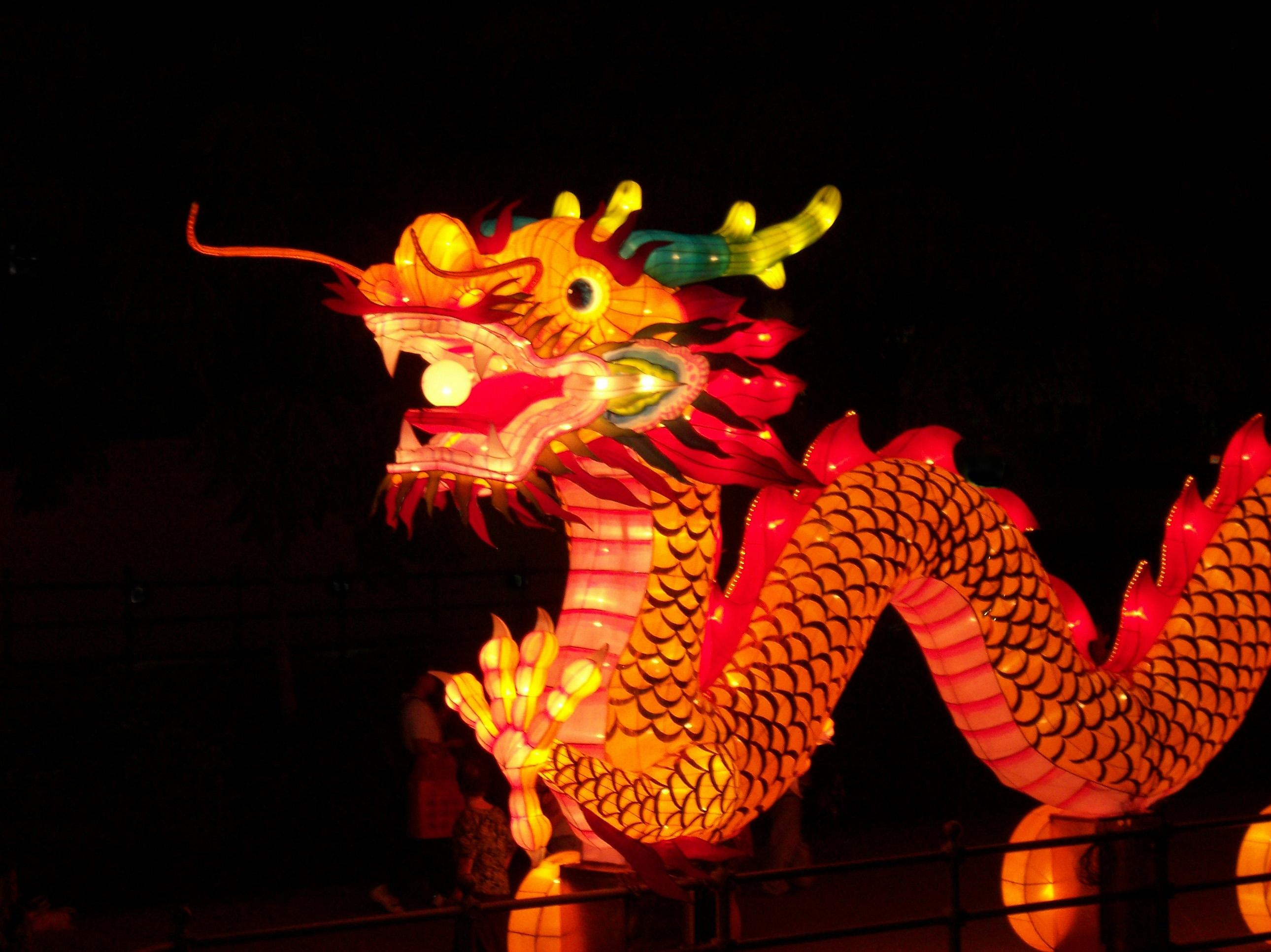Dragon Chinois le nouvel an chinois : la fête la plus importante en chine | ling