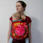 porte-bébé traditionnel Chine