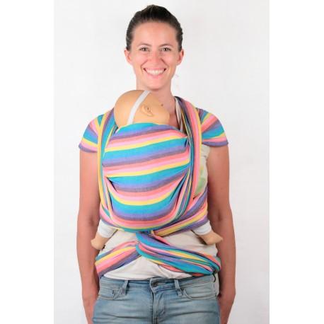 Sale baby wrap size 6 SoL Rainbow O2