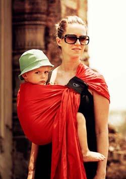 sling porte- bébé portage d'appoint bambin Ling Ling d'amour